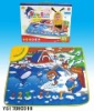 Intellect Learning B/O Cloth Blanket With Music Toy