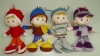 JM7408 cloth doll, baby doll, stuffed doll
