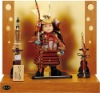 Japanese Doll Samurai Warrior Armor Kabuto Doll