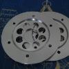 Jet metal wheel