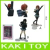 K-ON plastic figures