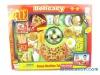 KIDS PLASTIC PLAY FOOD SET TOYS