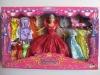 Kid fashion doll toy