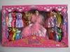 Kid fashion toy doll