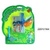 Kid insect plastic windmill toy ZZS107064