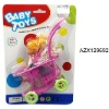 Kid play plastic doll stroller toy AZX129692