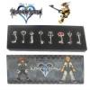Kingdom Hearts II 8 KEY BLADE Sora Necklace Pendant