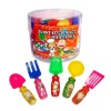 Kitchen toy candy