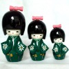 Kokeshi Japanese Wooden Doll