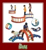LOYAL commercial outdoor playground equipment commercial outdoor playground equipment