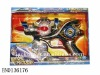 Laster space gun,B/O 8-sound toy gun
