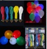 Latex Balloon with LED light