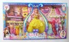 Little Beautiful Plastic Girl Doll Toy