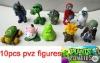 Lot 10PCS PVZ Plants vs Zombies Game Figures Character Collection Doll
