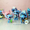 Lot 10Pcs Lilo & Stitch Classic Toy Figure Collection Xmas gift