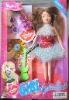 Lovely  Baby  Toys  Fashion  Doll  KYL1138B5