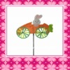 Lovely Car-Shaped Windmill For Kids