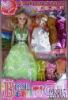 Lovely   Girl   Doll   Set  Toys  Fashion  Clothing