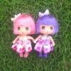 Lovely Pretty Skirt Girl Doll Pendent