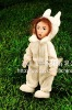 Lovely stuffed&plush fashion doll/Baby doll