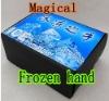 Magic frozen ice