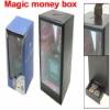 Magic money box Magic Money Saving Coin Box Piggy Bank magic box money box magic toy magic trick