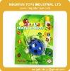 Magnetic Wind Up Toy, Ladybug Shape, MF001427-3