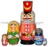 Matrioshka Gift Russian Doll