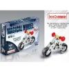 Metal & Plastic Mini Motorcycle Blocks 36PCS L03637