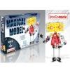 Metal & Plastic Robot Blocks 135PCS L03653