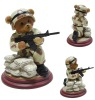 Military figure soldier toy