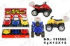 Mini Beach Motorbike Toy Candy(111585)