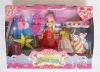 Mini Princess Fashion Girl Doll Toys