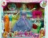 Modern Girl Doll Fashion Plastic Toy