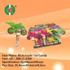Motorcycle Toy Candy / hard candy toy / sweet
