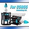 Mounting seat mount kit for RC motor C5055
