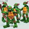 Movable TMNT plastic figurines wholesale price