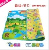 Multi-purpose Pretty baby Travel Gym Play Yard Mat NEW!
