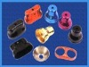 Multifarious stamping part for toys