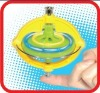 Muscial toy spinning top intelligent  tops  cheap toys