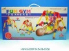 Musical baby play set w/IC &battery