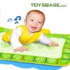 Musical water play mat intelligent toys for kids