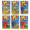 NDS Nintendo 6pcs Super Mario Mini Figure Cell Phone Strap Set Free Shipping Paypal