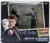 NECA 2-PACK EXCLUSIVE HARRY POTTER & DRACO MALFOY GAME STOP ACTION FIGURE