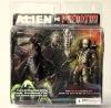 """NECA Aliens vs Predator AVP 2pack 7"""""""
