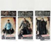 NECA HARRY POTTER DEATHLY HALLOWS SERIES 1 SEVERUS SNAPE FENRIR GREYBACK FIGURE 7""
