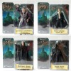 NECA HARRY POTTER SERIES 2 PROFESSOR DUMBLEDORE PROFESSOR SNAPE HARRY DEATH EATER FIGURE 7""