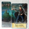 NECA HARRY POTTER SERIES 3 S3 HARRY POTTER WITH MAGIC WAND & BASE FIGURE 7""