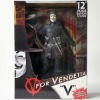 NECA MISP V FOR VENDETTA GUY FAWKES FIGURE W/SOUND 12""
