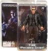 """NECA Terminator II T-800 Pescadero Escape 7"""" Figure new in box Schwarzenegger"""